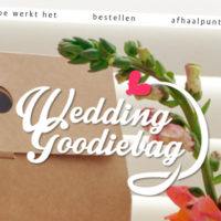 Weddinggoodiebag